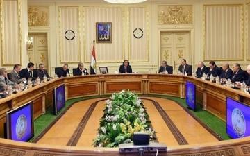مجلس الوزراء يؤكد احترامه الكامل لأبناء الصعيد