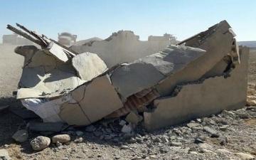 بالصور .. القوات المسلحة تضبط 3 تكفيريين وتدمر اوكاراً للارهابيين