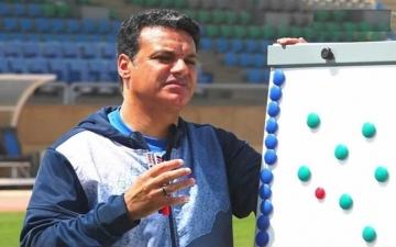 المصرى : إيهاب جلال مستمر فى منصبه لنهاية الموسم