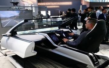 باناسونيك للسيارات تعرض منتجاتها في معرض الإلكترونيات الإستهلاكية لعام 2018