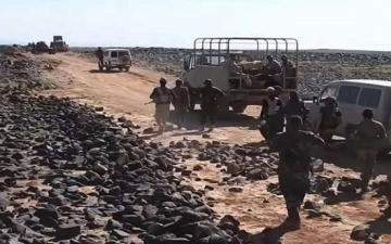 الجيش السوري يتقدم 60 كيلومترا في بادية السويداء ويسيطر على مناطق استراتيجية
