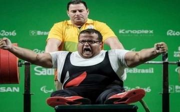 عمرو مسعد يضيف ميدالية ذهبية لمصر فى دورة الالعاب الإفريقية البارالمبية