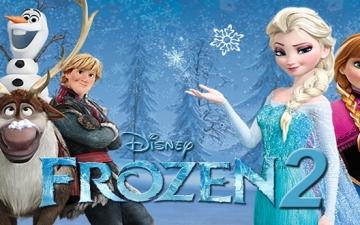 بالفيديو.. الملكة إلسا تتحول لبطلة خارقة فى أحدث تريلر لفيلم Frozen 2