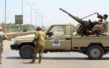 """الجيش الليبى يدمر سرية مدفعية """"كاملة"""" لمرتزقة أردوغان"""