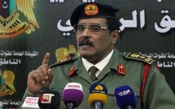 المسمارى يكشف أسماء قادة المرتزقة السوريين فى ليبيا
