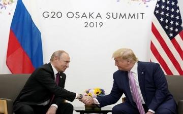 بوتين : اللقاء مع ترامب كان جيداً ومثمراً وبحثنا خلاله ملفات مهمة