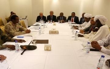 تأجيل جلسة التفاوض بين المجلس العسكرى السوداني وقوى الحرية والتغيير