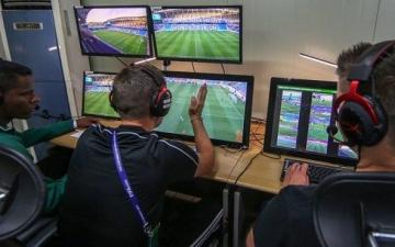 """بدء استخدام الـ """" VAR """" لأول مرة فى تاريخ كأس الأمم الافريقية"""