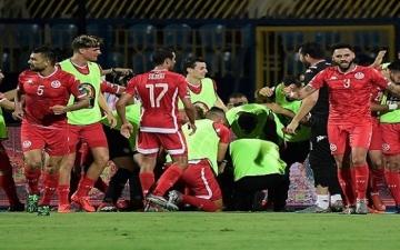 ركلات الترجيح تُعيد إحياء تونس وتحلق بهم فوق غانا لربع نهائى كأس الأمم