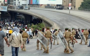 تواصل الاحتجاجات فى لبنان رغم تشكيل الحكومة الجديدة