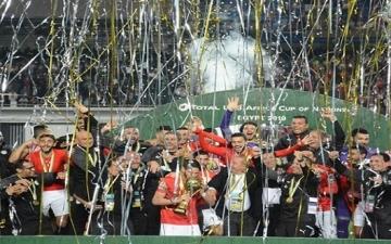 ذهبية المنتخب الأولمبى وتألق صلاح .. أبرز إنجازات كرة القدم المصرية