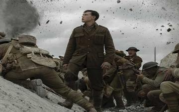 1917 أفضل فيلم وخواكين فينيكس أحسن ممثل ضمن جوائز Bafta