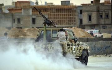 تحذيرات دولية : تدخلات تركية قطرية لإفشال مساعى ثبيت أركان الدولة فى ليبيا