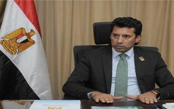 وزير الرياضة : مصير الدورى فى يد اتحاد الكرة بعد إخطار مجلسه برأى الحكومة