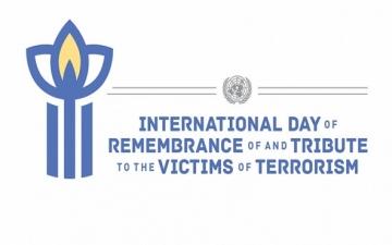 العالم يحتفل الجمعة باليوم الدولى الثالث لإحياء ذكرى ضحايا الإرهاب
