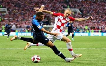 فرنسا تواجه كرواتيا فى دورى الأمم الأوروبية بذكريات نهائى المونديال