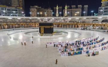 السعودية تسمح بأداء العمرة والزيارة والصلوات بنسبة 75 % اعتباراً من الأحد المقبل