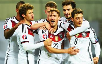 ألمانيا تبحث عن الفوز الثاني تواليًا عبر بوابة سويسرا بدوري الأمم الأوروبية