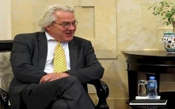 تعيين النرويجي تور وينسلاند منسقاً خاصاً للأمم المتحدة لعملية السلام في الشرق الأوسط