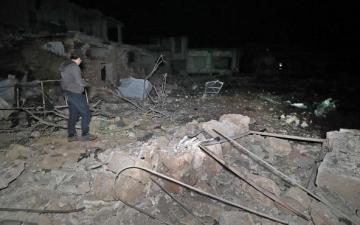 الضربة الأمريكية في سوريا .. تهديد بالانتقام واتهامات بالخيانة