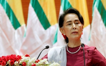 المجلس العسكري في ميانمار يبدأ اليوم محاكمة زعيمة البلاد المخلوعة أونج سان سوتشي