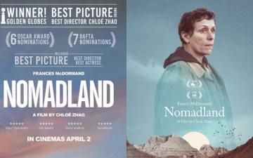 Nomadland يفوز بأهم 3 جوائز فى حفل الأوسكار