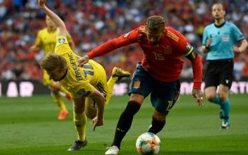 مواجهة نارية بين إسبانيا والسويد الليلة فى يورو 2020