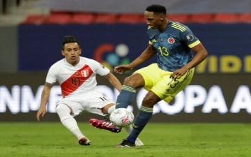 كولومبيا تحصد برونزية كوبا أمريكا بفوز قاتل على بيرو 3 / 2