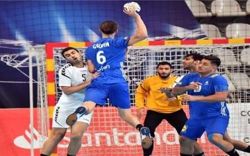 منتخب اليد أمام البرازيل فى دورة ألمانيا الدولية استعدادا للأولمبياد