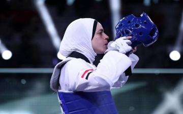هداية ملاك تخسر من البريطانية لورين ويليامز بدور الثمانية لمنافسات التايكوندو بالأولمبياد