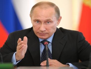 فلاديمير بوتن .. الدب الروسى الذى اعاد للعالم قطبه الثانى