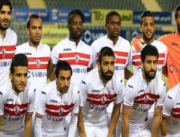 الزمالك يتعادل مع الفتح المغربى 2 / 2 بالبطولة العربية