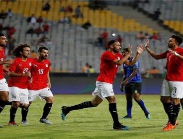 محمد صلاح يصنع هدفين ويقود مصر للفوز على غينيا وديا 3 /1