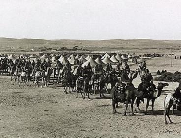 يا رايحين للنبى .. من طريق الحج المصرى القديم