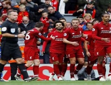 ليفربول فى مواجهة سهلة أمام وست بروميتش بالدوري الإنجليزي