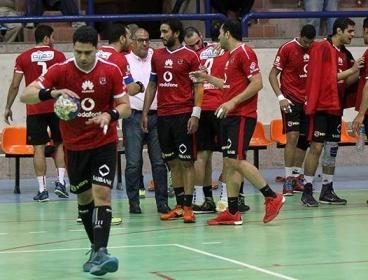 الأهلى يلتقي الطيران ضمن 3 مواجهات في ربع نهائى كأس مصر لكرة اليد