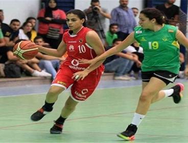 الاهلي يفوزعلى سبورتنج ويؤجل حسم بطل دوري سيدات السلة فى مباراة فاصلة الثلاثاء