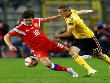 بلجيكا تبدأ رحلة الحلم بلقاء نارى ضد روسيا فى يورو 2020
