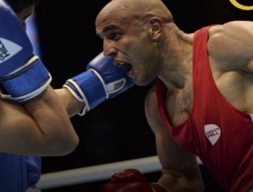 عبد الرحمن عرابي يخسر في الملاكمة من بطل بريطانيا