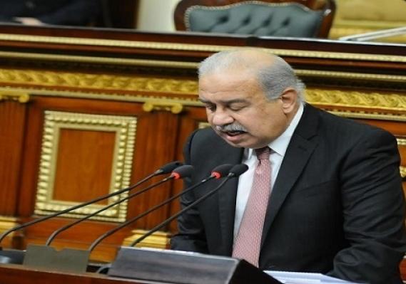 شريف إسماعيل يلقى بيانًا بالبرلمان