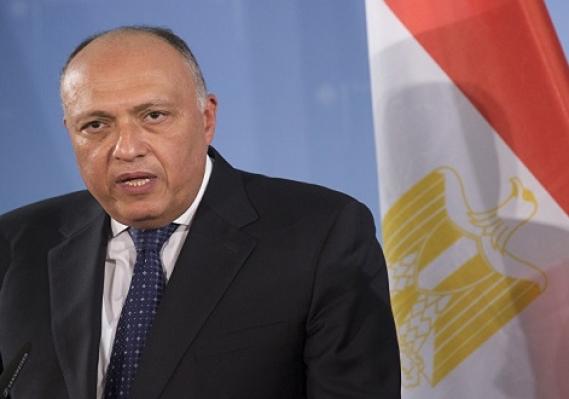 وزير الخارجية يُجري اتصالًا هاتفيًا بوزير خارجية إسرائيل