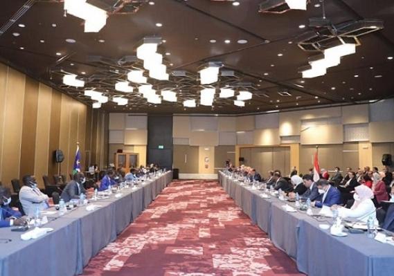 انطلاق الاجتماعات التحضيرية للجنة العليا بين مصر وجنوب السودان اليوم