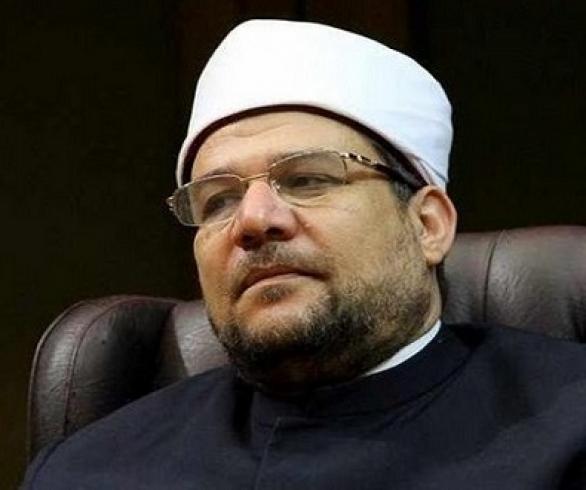مختار جمعة : الاعتداء على أى مسيحى هو اعتداء على المصريين جميعًا