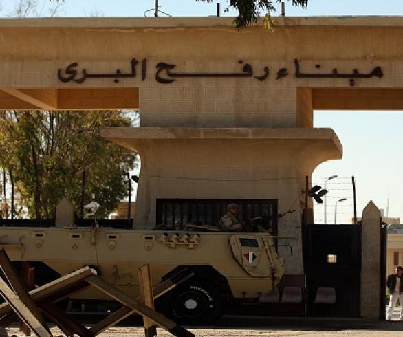 السلطات المصرية تغلق معبر رفح يومى الجمعة والسبت