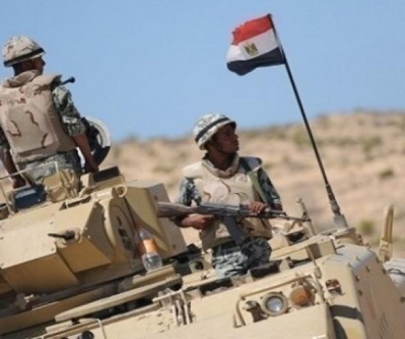 القوات المسلحة تقضى على 59 تكفيرياً شمال ووسط سيناء