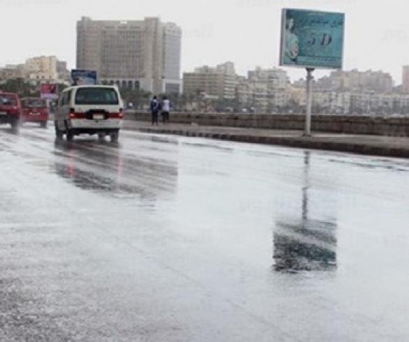 الأرصاد الجوية: انخفاض آخر بدرجات الحرارة.. وأمطار بالقاهرة