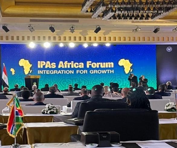 تواصل فعاليات اليوم الثانى لمنتدى رؤساء هيئات الاستثمار الأفريقية بشرم الشيخ