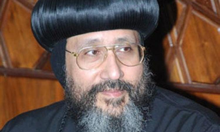 """""""الأنبا أرميا """" يضع شروط ومواصفات رئيس مصر القادم ."""
