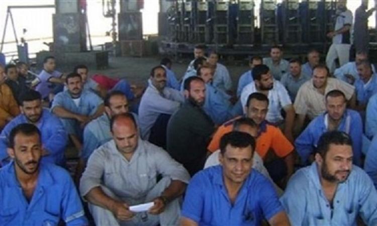 """فصل 21 عامل بـ""""زيوت برج العرب"""" بعد اعتصامهم لمدة شهر بمقر الشركة"""