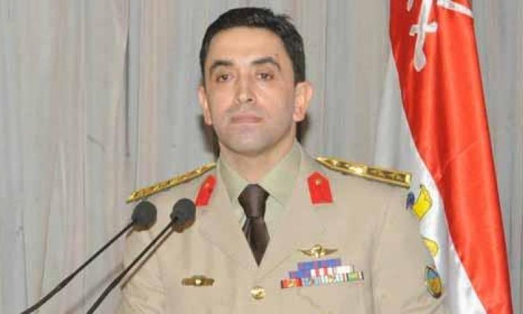 """""""المتحدث العسكري """" : القبض علي 8 عناصر إرهابية و تدمير 6 أنفاق"""